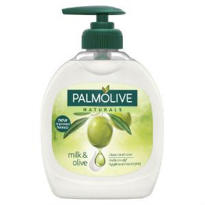 Жидкое крем-мыло PALMOLIVE milk&olive 300мл PALM07992