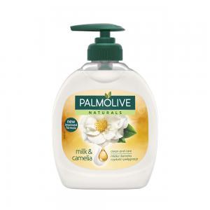 Šķidrās ziepes Milk & Camelia 300ml PALMOLIVE