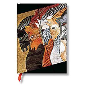 Piezīmju grāmata Moroccan Mares,  130x180mm