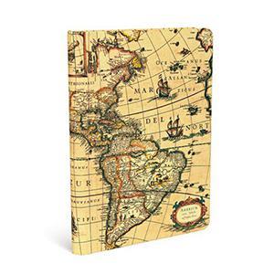 Piezīmju grāmata Early Catography 125x172mm