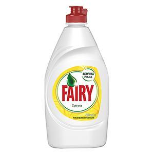 FAIRY Citron 450ml trauku mazgāšanas līdzeklis