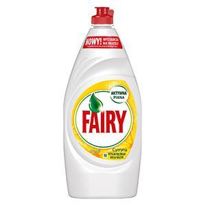 FAIRY Citron 900ml trauku mazgāšanas līdzeklis