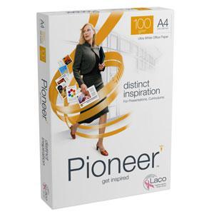 Papīrs PIONEER A4 100g/m2,  250 loksnes