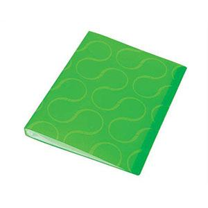 Mape A4/20 kabatas CB3720, zaļa