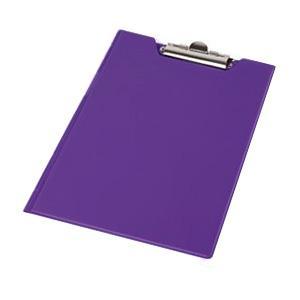Planšete A5 Focus ar vāku,  violeta