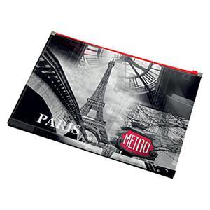 Mape slēdzama A4 PARIS  PantaPlast