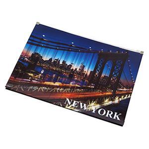 Mape slēdzama A4 NEW YORK PantaPlast
