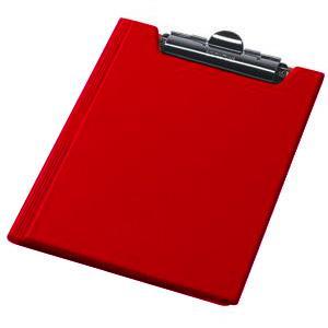 Planšete A4 Focus ar vāku,  sarkana krāsa