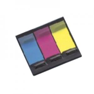 *Indeksi 20x48mm,  20 lapiņas,  3 krāsas,  Z-veida NEON