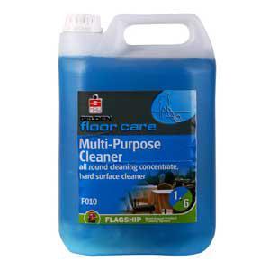 F10 MULTI-PURPOSE Cleaner 5L grīdu tīrīšanas līdzeklis