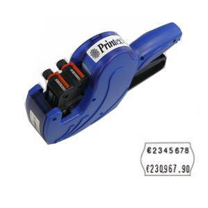 Marķēšanas pistole V18 divrindu (10+8) 26x16 Printex