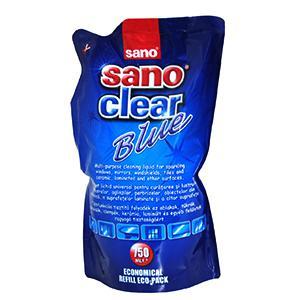 SANO Sanoclear Refill 750ml stiklu mazgašanas līdzeklis