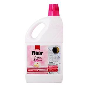 SANO Floor Fresh Pampering Cotton, 1L grīdas mazgāšanas līdz.