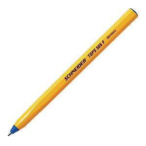 Pildspalva lodīšu 505 TOPS zila,  Schneider