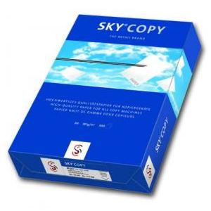 *Papīrs SKY COPY A4 80g/m2 500lp.