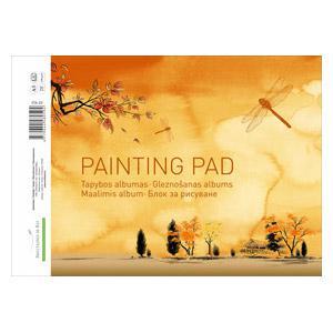 Zīmēšanas albums A3/20 lapas 190g/m2,  SMLT