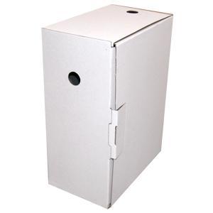 Arhīva kārba 150x250x335mm,  balta krāsā,  SMLT