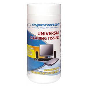 Universālās salvetes tīrīšanai ES105 100gab. Esperanza