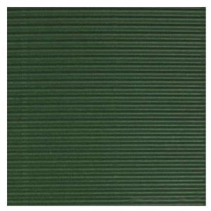 Gofrēts kartons 500x700mm tumši zaļš,  1 loksne
