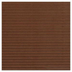 Gofrēts kartons 500x700mm brūns,  1 loksne