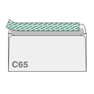 Конверты Postfix C65/10 штук 114x229мм