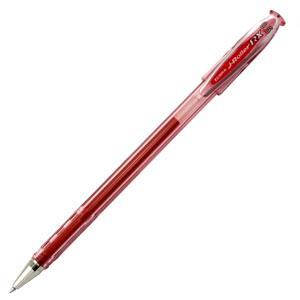 Pildspalva gēla ZEBRA RX J-Roller sarkana 0.5mm